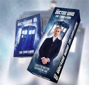 Doctor Who The Card Game : Twelfth Doctor Expansion